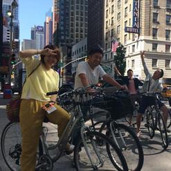 海外は自転車で探索しよう。
