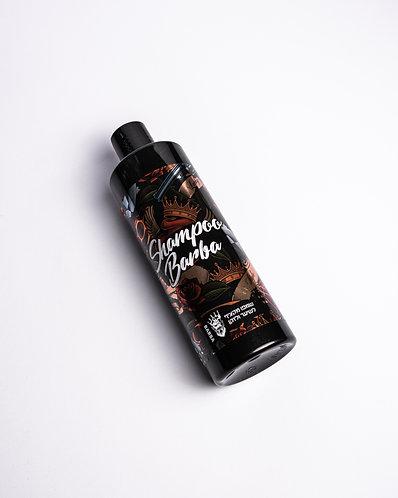 Shampoo Barba Tattoo-שמפו