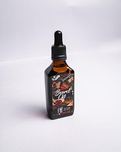 "Beard Oil Barba - שמן לזקן | 50 מ""ל"