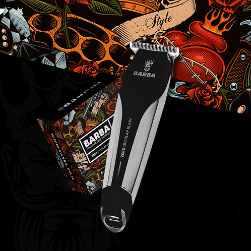 BARBA Trimmer Shaver And Haircut-מכונת תספורת וגילוח