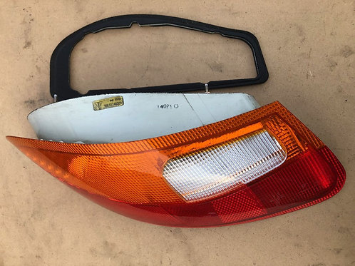 Porsche 986 Boxster Rear left light cluster 98663140303