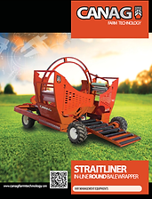CANAG FARM TECHNOLOGY STRAITLINER WRAPPER BROCHURE