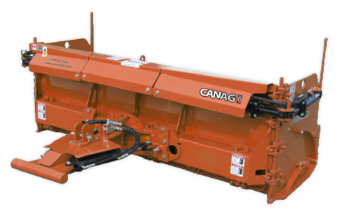 CANAG SNOW PLOW