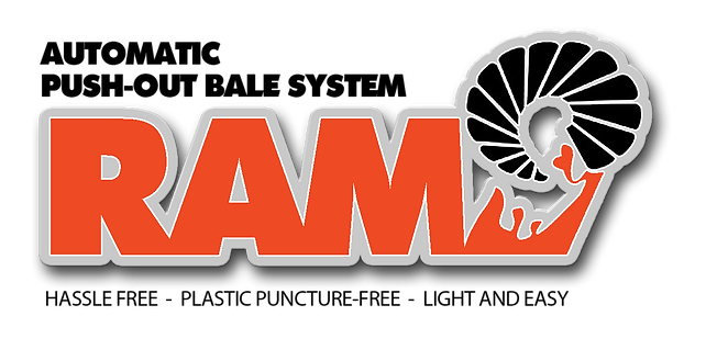CANAG FARM TECHNOLOGY RAM SYSTEM LOGO