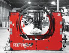RTR1000 ORBITAL STRETCH WRAPPER