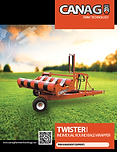 CANAG FARM TECHNOLOGY TWISTER WRAPPER