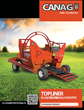 CANAG FARM TECHNOLOGY TOPLINER BROCHURE
