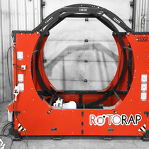ROTORAP ORBITAL STRETCH WRAPPER