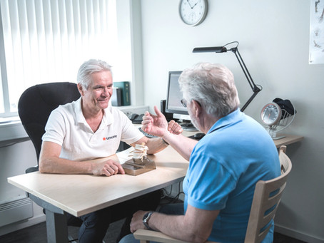 CaReScreen receives financial aid from the Research Council's Pilot Health program!