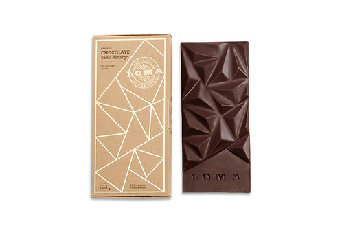 Barra Chocolate Semiamargo 85g