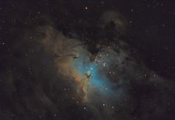 Eagle Nebula / Pillars of Creation