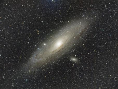 New Image - The Andromeda Galaxy