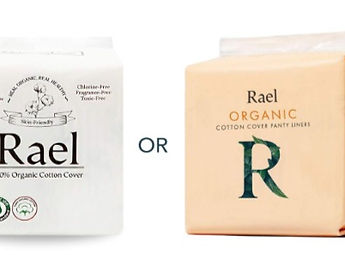 Rael Certified Organic Cotton, Unscented