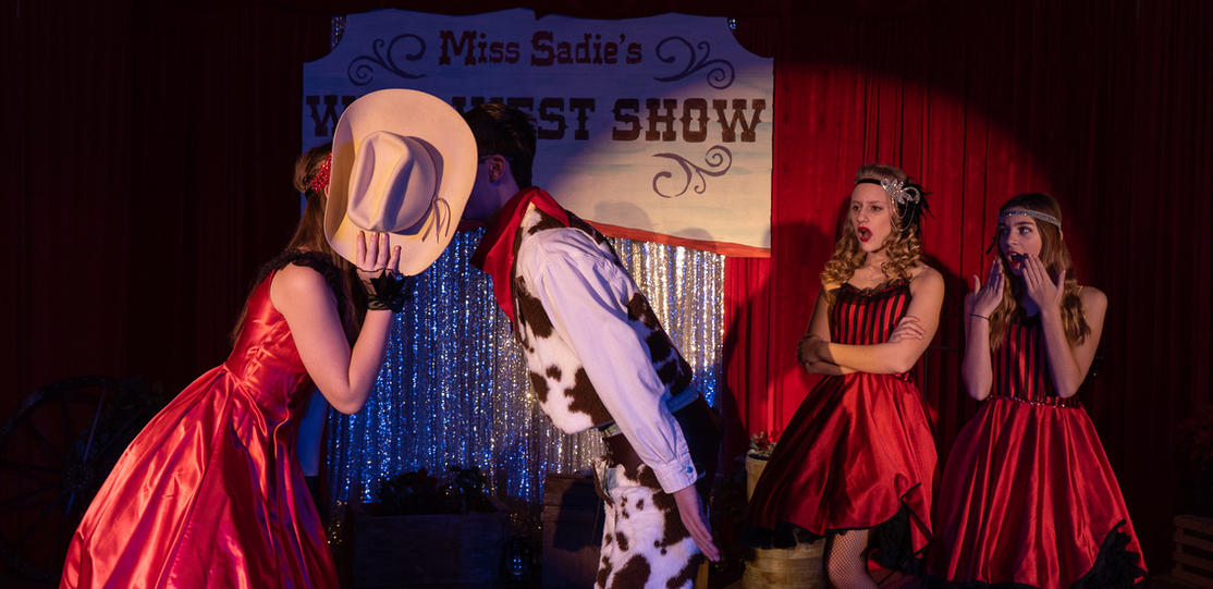 Miss Sadies Wild West Show