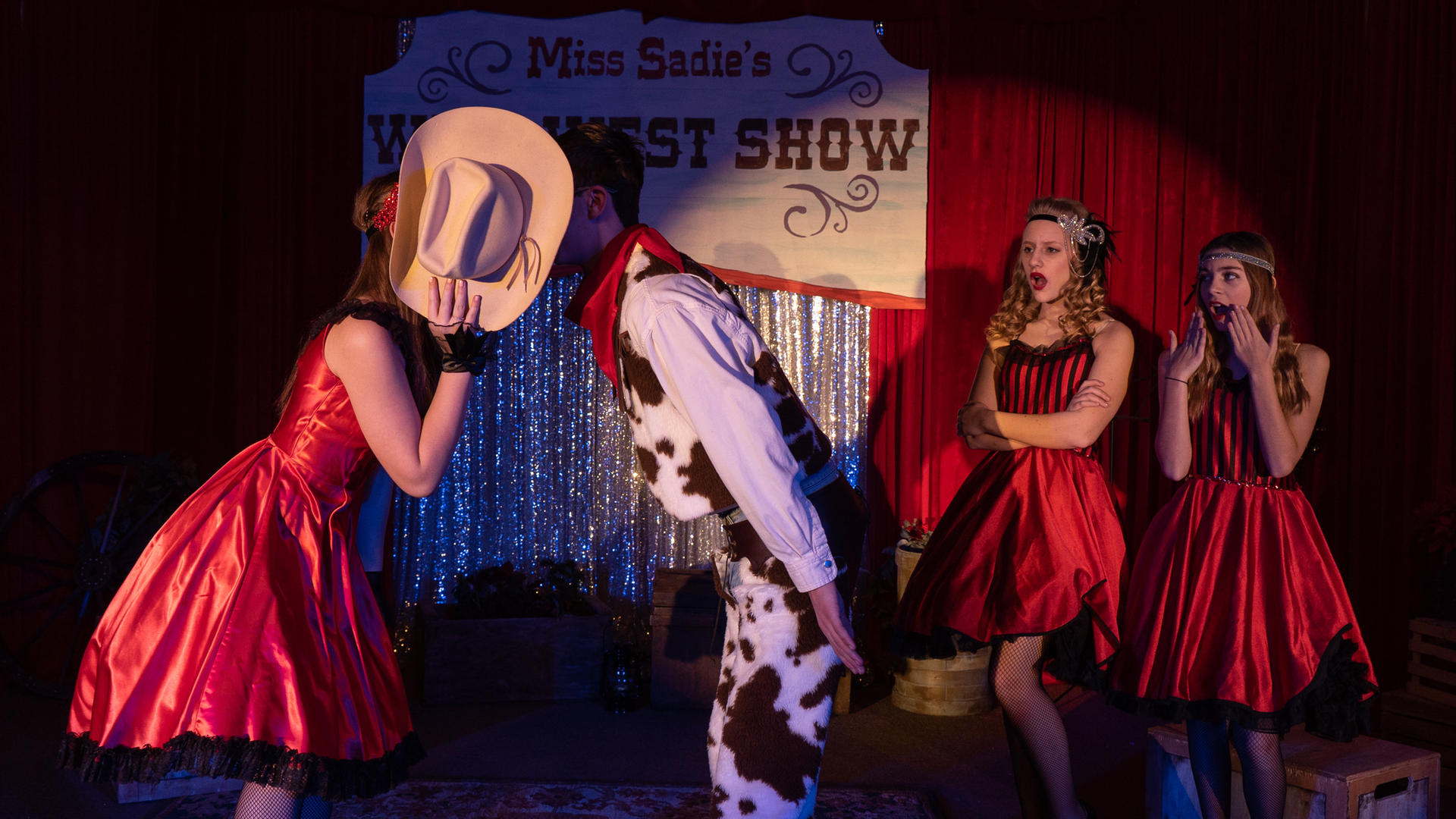 Miss Sadies Wild West Show