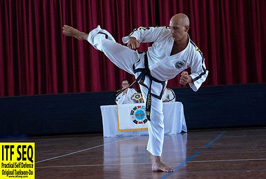 Black Belt Taekwon-Do Bundaberg