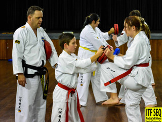 Why Should My Child Learn a Martial Art?