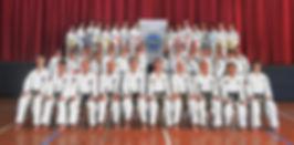 Chermside Taekwon-Do International Taekwon-Do Federation Brisbane Students