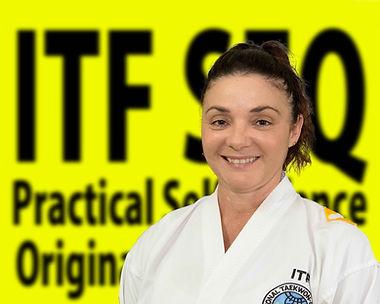 SBI Karen - Bundaberg Taekwondo black belt