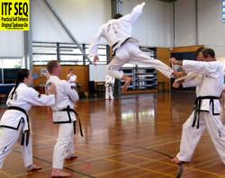Reflex Kick