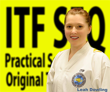 Chermside Taekwon-Do International Taekwon-Do Federation Instructor Dale Morden in Brisbane