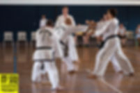 Taekwon-Do Black Belt breaking Boards Bundaberg