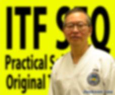 Chermside Taekwon-Do International Taekwon-Do Federation ITF Jackson Lau teaching in Brisbane