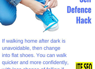 Self Defence Hacks - Part 2