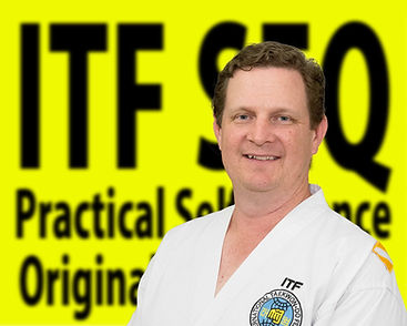 Inst Brendan Clancy - Black Belt Taekwondo Bundaberg