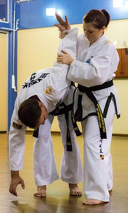 Self Defence and Taekwon-Do