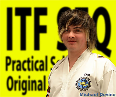 Chermside Taekwon-Do International Taekwon-Do Federation in Brisbane where Michael Devine is teaching