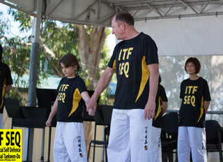 Kedron State School Supported by ITF SEQ