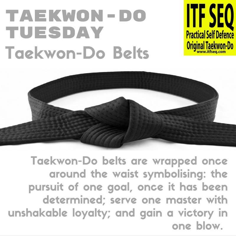 Taekwon-Do History