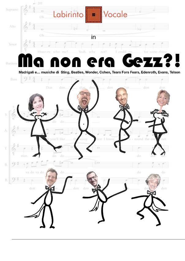 Ma non era Gezz_! concerto del 7 maggio,