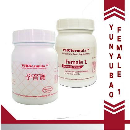 IVF孕育宝 + Female 1