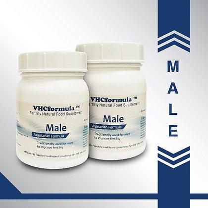 IVF Male™ 2 Bottles