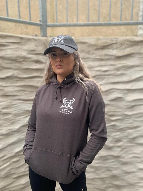 Grey Women's Fit Hoodie