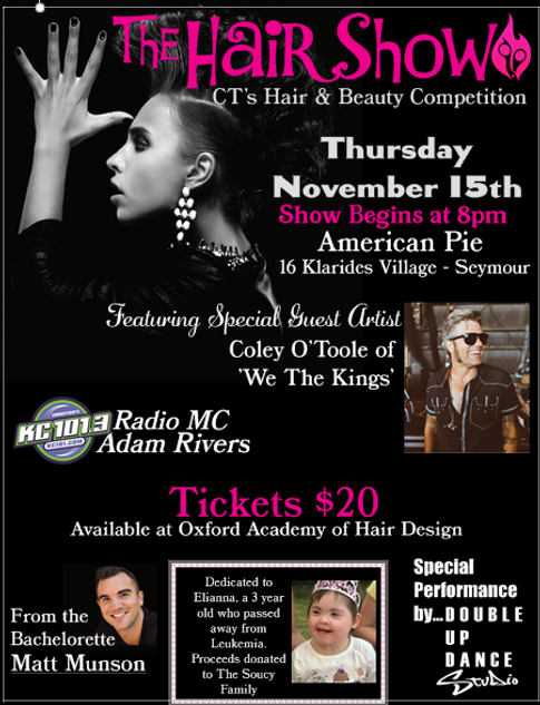 The Hair Show advertising flyer.png