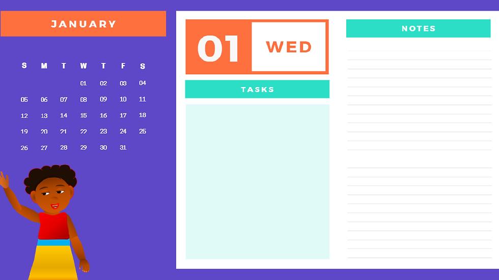 CUK Calendar