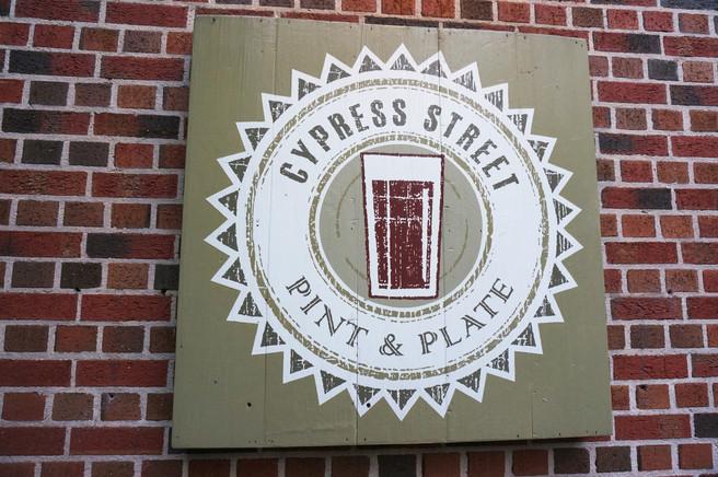 CYPRESS STREET PINT & PLATE