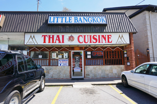 LITTLE BANGKOK THAI & CHINESE CUISINE