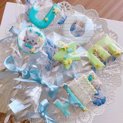 ケーキピック / 本