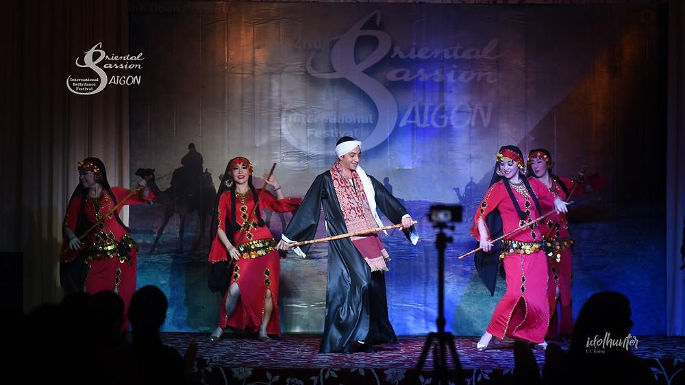 Oriental Passion Saigon Festival in Vietnam