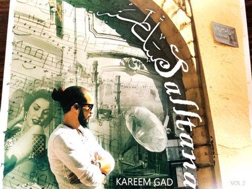 "Kareem GaD presents アルバム""Saltana"""
