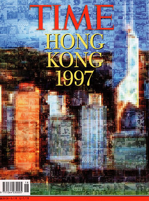 TIME Magazine 1997 - Most Corporate Psychic - Kathryn Ma - 97 Reasons to Love Hong Kong