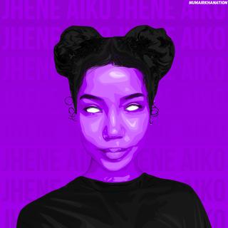 Jhené Aiko #2