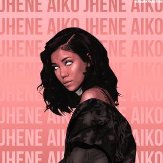 Jhené Aiko #3