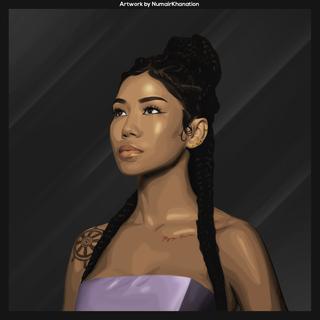 Jhené Aiko #6