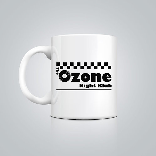 PRE-ORDER ENDS JUNE 5 Ozone Night Klub Mug