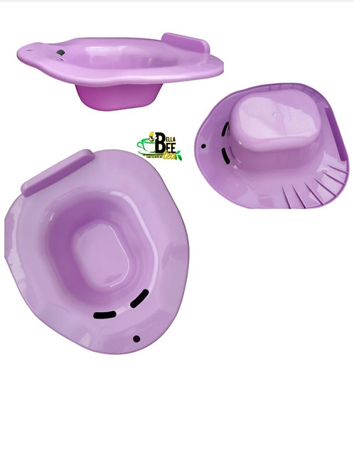 Purple Yoni Bowl